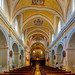 Interior of Chiesa Natività di Maria Vergine, Erchie