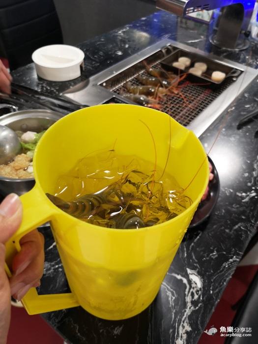 【高雄三民】蝦咪蝦咪水道蝦|火鍋 燒烤 泰國蝦 吃到飽 @魚樂分享誌