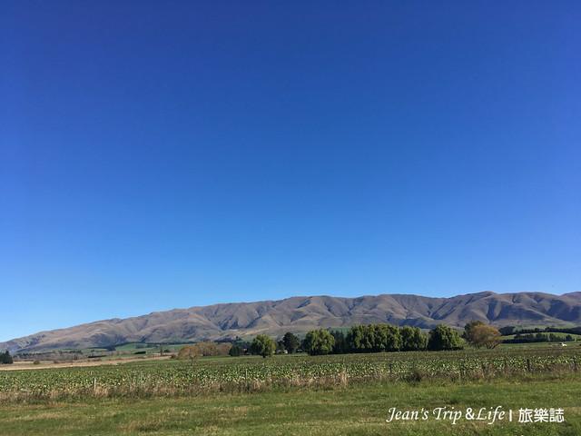 紐西蘭公路很美