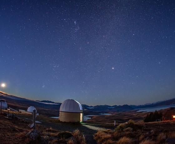 約翰山天文台觀星