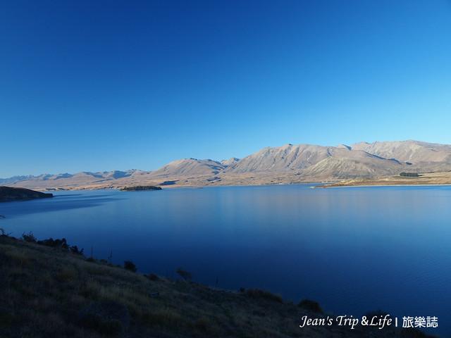 約翰山步道可以俯瞰蒂卡波湖