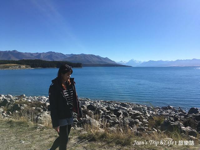 紐西蘭普卡基湖 (Lake Pukaki)