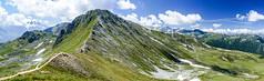 Mont Rouge, Valais alps