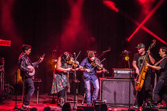 Yonder Mountain String Band @ The Bourbon Theater photos by Jay Douglass