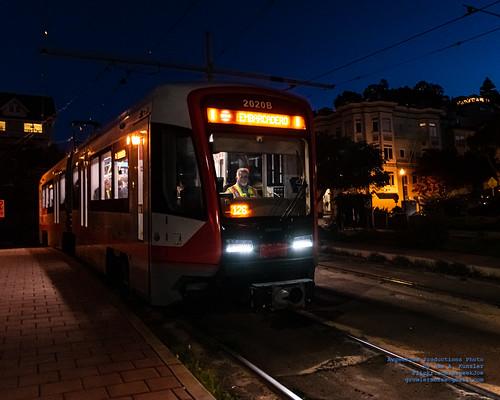 Modern LRV4 in Blue Hour