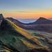 Scotland. Isle of Skye, Sunrise 2