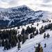 Sierra Blanca Peak from Ski Apache Gondola