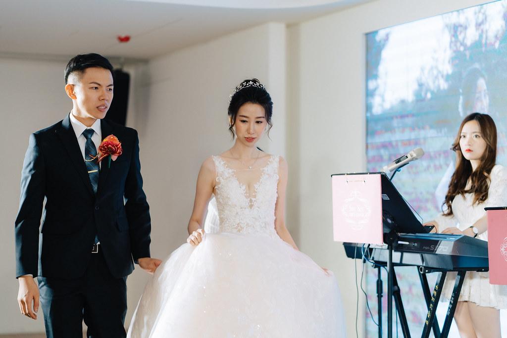 [台南婚攝] 銘鴻&鴻美 婚禮紀錄|天心岩蔬食餐廳