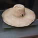 1640 hat of Kolder von Hedrik Casimir I with bullet hole