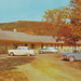 UP Munising MI 1950s THE NORTHERN MOTEL with great 50s Cars in the lot located on M-28 in the City Limits in Alger County near the Picture Rocks and so much more1