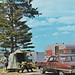 UP Manistique MI 1960s INDIAN LAKE STATE PARK back in the TIN CAN TOURISTS Era in Hiawatha Country Camping on the water ner sandy beaches and Michigan Forest lands