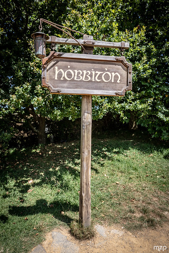 peter - Welcome to Hobbiton.