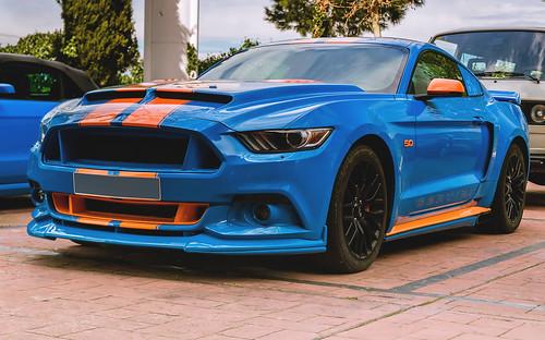 Mustang V8 5.0 GT Cervini