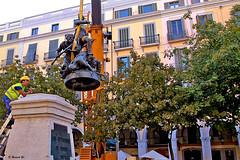 Plaça de la independència - Girona