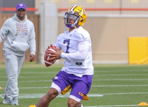LSU spring practice by Terrill Weil (21)