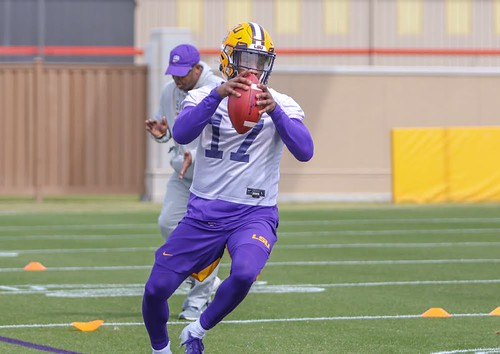LSU spring practice by Terrill Weil (19)