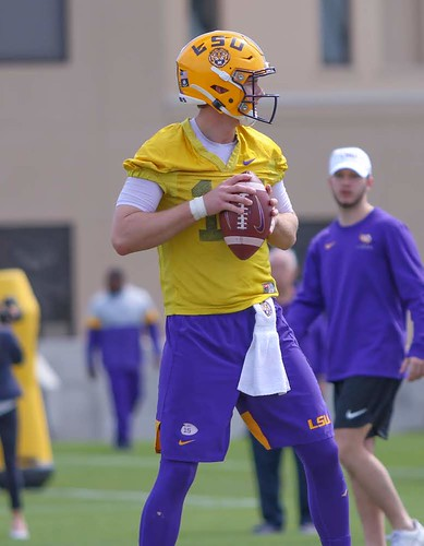 LSU spring practice by Terrill Weil (15)