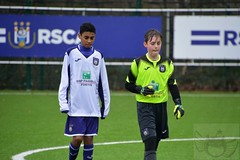 Season 2019-2020: U14 Anderlecht - Standard