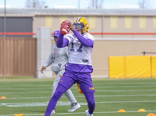 LSU spring practice by Terrill Weil (18)