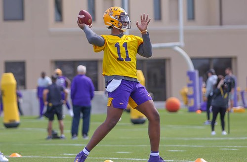 LSU spring practice by Terrill Weil (11)