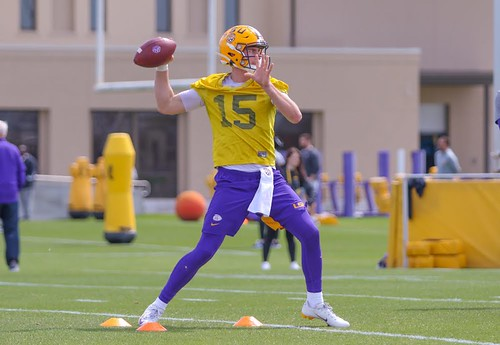 LSU spring practice by Terrill Weil (9)