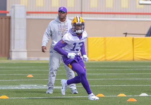 LSU spring practice by Terrill Weil (24)
