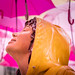 Sentir la pluie sur son visage