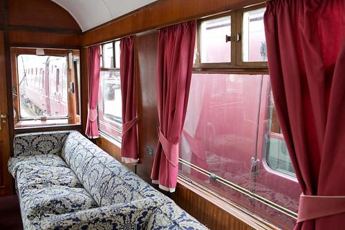 Observation Car, East Lancashire Railway