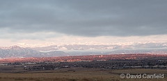 March 5, 2020 - The Front Range looking good in the morning. (David Canfield)