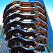 The Vessel & 15 Hudson Yards Skyscraper Hudson Yards Manhattan New York City NY P00461 DSC_2156