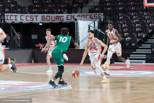 2019-2020 - Espoirs, JL VS Nanterre - ©Christelle Gouttefarde