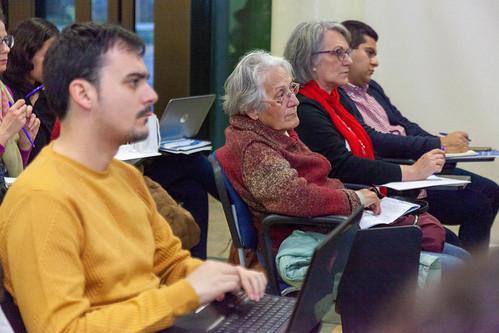 """Debates en torno al Mediterráneo. Sesión sobre empoderamiento de la mujer. • <a style=""""font-size:0.8em;"""" href=""""http://www.flickr.com/photos/124554574@N06/49638835628/"""" target=""""_blank"""">View on Flickr</a>"""