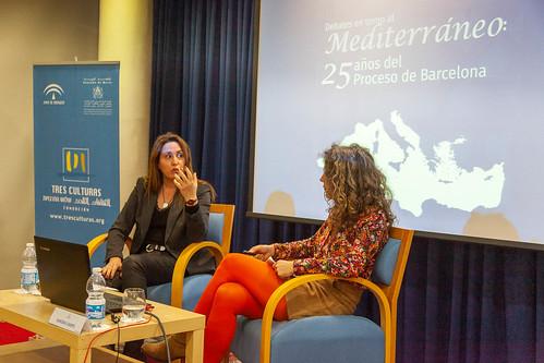 """Debates en torno al Mediterráneo. Sesión sobre empoderamiento de la mujer. • <a style=""""font-size:0.8em;"""" href=""""http://www.flickr.com/photos/124554574@N06/49638835678/"""" target=""""_blank"""">View on Flickr</a>"""
