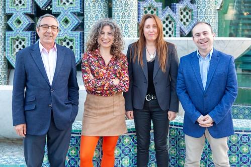 """Debates en torno al Mediterráneo. Sesión sobre empoderamiento de la mujer. • <a style=""""font-size:0.8em;"""" href=""""http://www.flickr.com/photos/124554574@N06/49638836103/"""" target=""""_blank"""">View on Flickr</a>"""