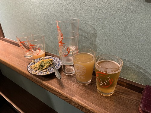 Beer Bar Ushitora Nigo-ten, Shimokitazawa