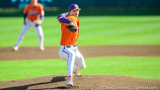 Clemson Baseball vs Boston College Photos