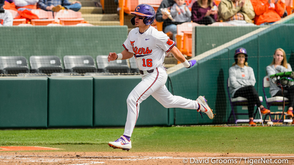 Clemson Photos: Bo  Majkowski, 2020, Baseball, Boston  College