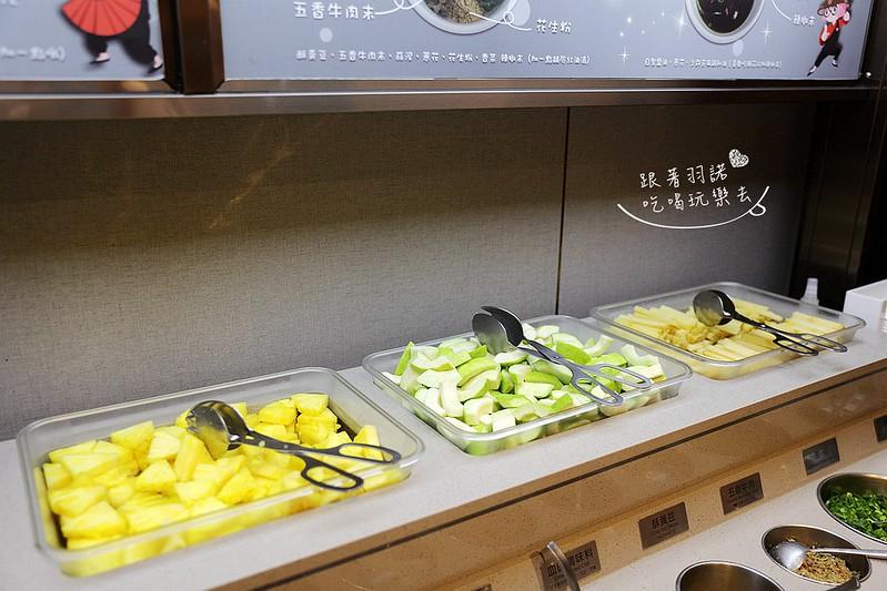 台北海底撈火鍋299元商業午餐宵夜單人套餐073