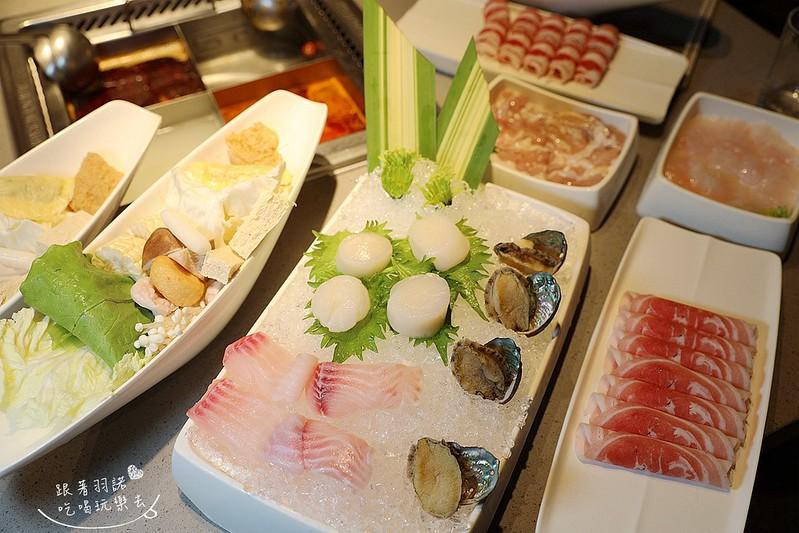 台北海底撈火鍋299元商業午餐宵夜單人套餐052