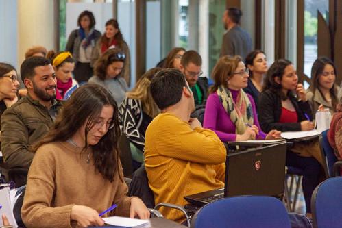 """Debates en torno al Mediterráneo. Sesión sobre empoderamiento de la mujer. • <a style=""""font-size:0.8em;"""" href=""""http://www.flickr.com/photos/124554574@N06/49639636047/"""" target=""""_blank"""">View on Flickr</a>"""