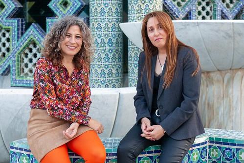 """Debates en torno al Mediterráneo. Sesión sobre empoderamiento de la mujer. • <a style=""""font-size:0.8em;"""" href=""""http://www.flickr.com/photos/124554574@N06/49639636297/"""" target=""""_blank"""">View on Flickr</a>"""