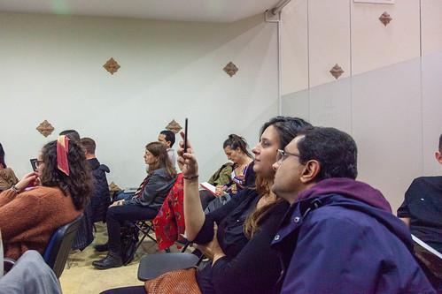 """Debates en torno al Mediterráneo. Sesión sobre empoderamiento de la mujer. • <a style=""""font-size:0.8em;"""" href=""""http://www.flickr.com/photos/124554574@N06/49639636442/"""" target=""""_blank"""">View on Flickr</a>"""