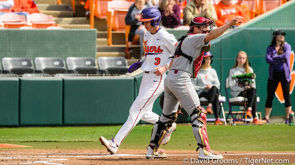 Clemson Photos: Dylan  Brewer, 2020, Baseball, Boston  College