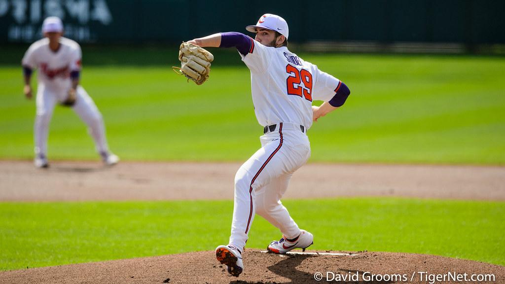 Clemson Photos: Spencer  Strider, 2020, Baseball, Boston  College