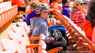 Clemson Baseball vs Boston College II Photos