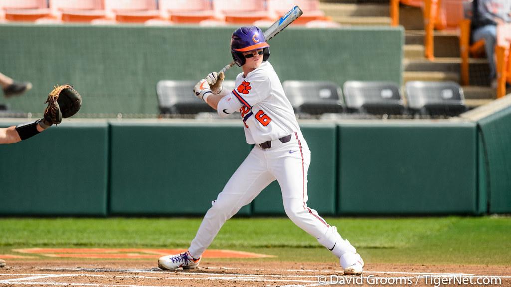 Clemson Photos: Elijah  Henderson, 2020, Baseball, Boston  College