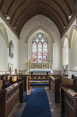 Photo of Greatford, St Thomas Becket church, Chancel