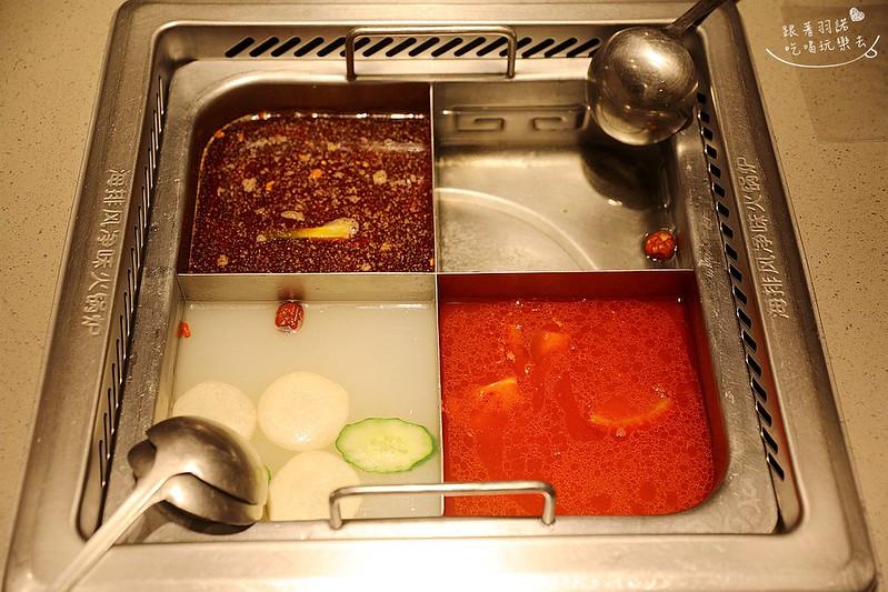 台北海底撈火鍋299元商業午餐宵夜單人套餐023