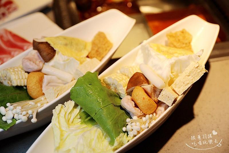 台北海底撈火鍋299元商業午餐宵夜單人套餐032