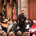 Musician Craig David performing at the Commonwealth Day service